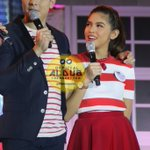 """""""I stare at you most of the time. For I gt my eyes only for you."""" 😍  #ALDUBSportsFest 💨 https://t.co/OT8DPVxjHv"""