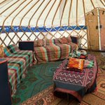 Ever wanted to work in a yurt? We need lovely people to look after our authors this August https://t.co/ogaKvStjxZ https://t.co/4EHGMowhoR