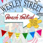 Bring your bucket & spade Saturday 12-4pm @WesleyStTraders @visitsouthport #southportfestival https://t.co/kQxZ3NO7kO