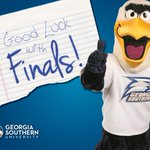Study hard #Eagles, and good luck on your finals! #FinalsWeek https://t.co/c76LFHkZXl