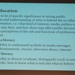 Prof. Balcytiene discusses media education and presents definitions of #medialiteracy and news literacy #WPFD2016 https://t.co/24KzypSYM2