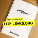 Secret #TTIP papers live RIGHT NOW. Read them at https://t.co/0rCEvq2k64 #greenpeace #TTIPleaks #stopTTIP https://t.co/7Gkr82q1K8