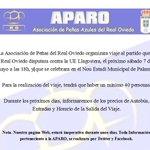 Información Viaje al @UELlagostera Vs @RealOviedo https://t.co/n2yJCaoQ4w