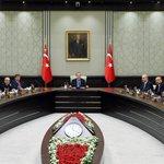 Bakanlar Kurulu Toplantısı Cumhurbaşkanlığı Külliyesi'nde Başladı https://t.co/dqob0ZjfEe https://t.co/0gJMt1BN1U