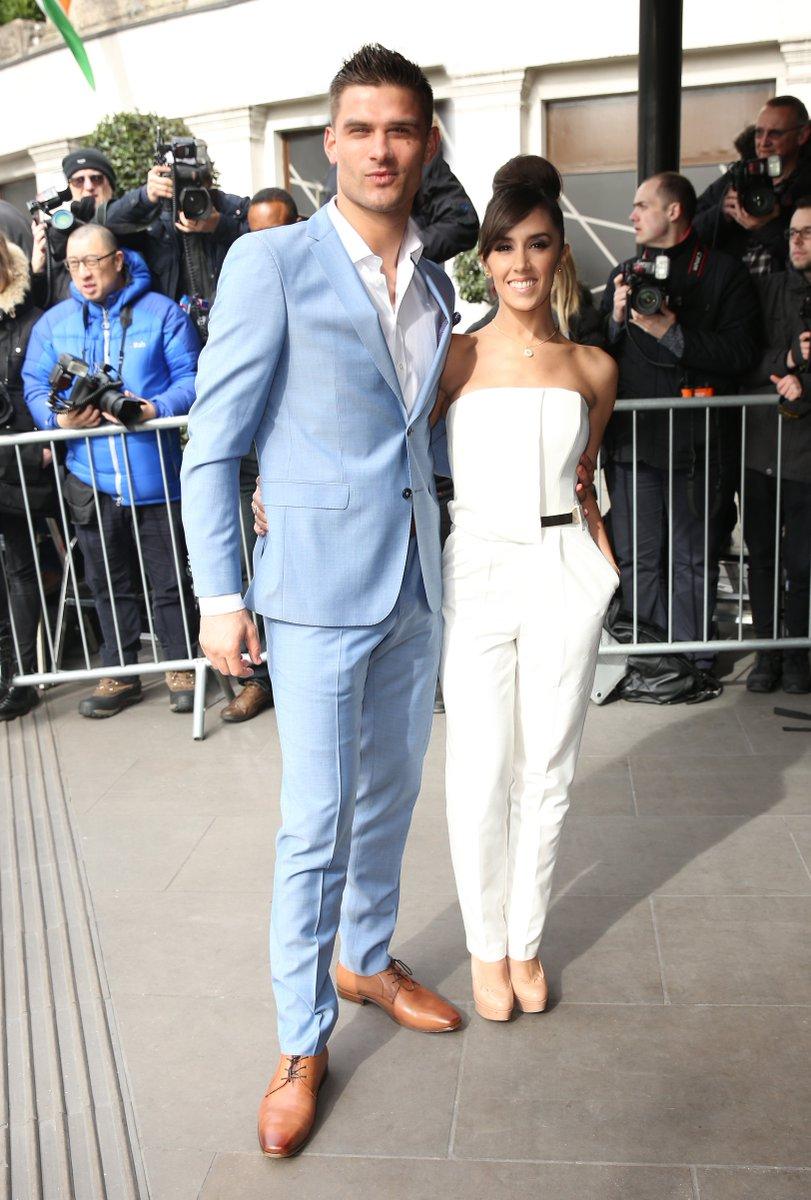 Janette Manrara Hints Aljaz Skorjanec Wedding Plans Are On Hold As