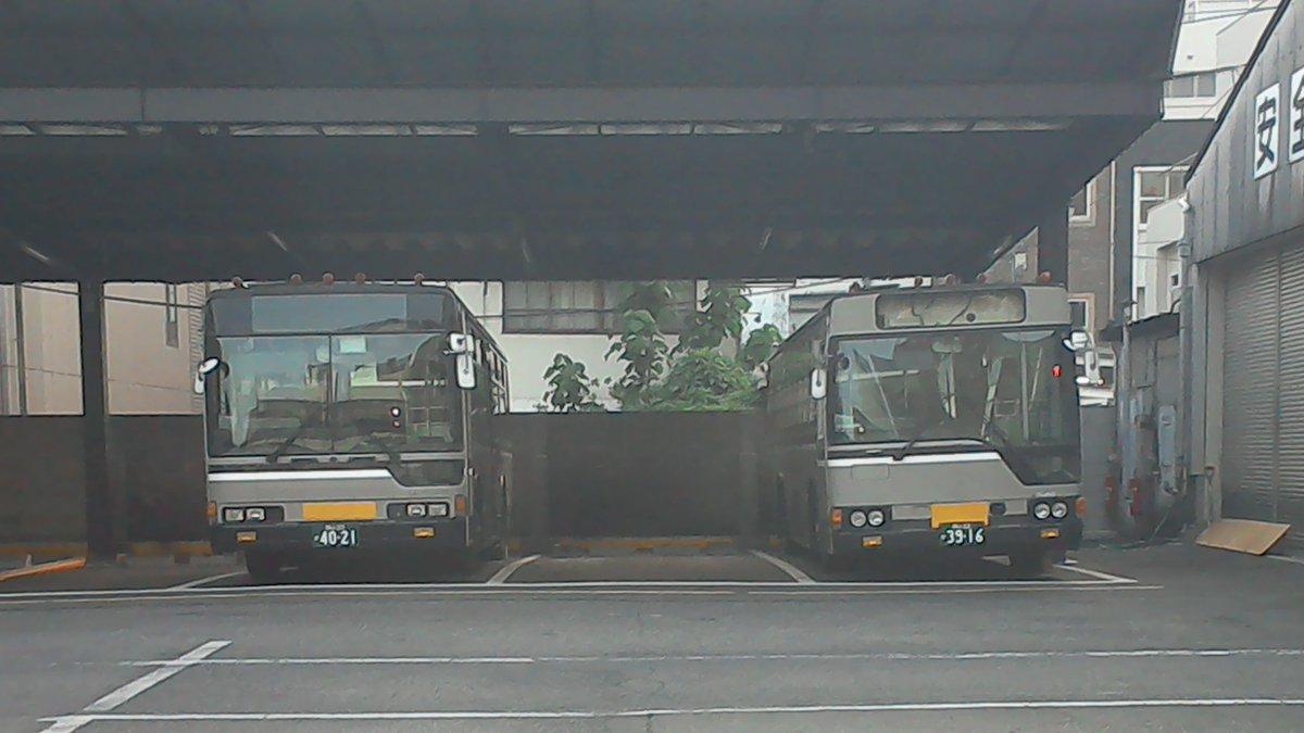 残念なお知らせですが、宇野バス最後のエアロスターMとなった3916のLEDが外されていました。 https://t.co/l81xM5NmnM
