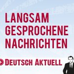 #Deutschlernen mit Nachrichten: Langsam gesprochene Nachrichten - 02.05.16 https://t.co/S4IaH52qmu [Audio] https://t.co/84A0iCPA1j