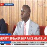 LIVE: Hon Mohammed Nsereko addresses journalists on his bid for deputy speakership. #NBSNow https://t.co/6VldnA8W0y https://t.co/oZpfPflmeb