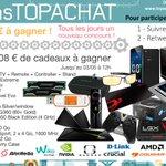 Concours #17AnsTopAchat   1 608 € à gagner avec le #Lot3 !   Pour participer, RT + Follow @TopAchat :-) https://t.co/TWWUstL3gR