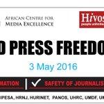#WPFD2016 #ThisisFreedom #FreeThePress #Uganda https://t.co/U2sXIunUIT