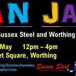Thank you very much to @SussexSteel  and Worthing Steel Band who are raising money for WCHP on Sunday 22nd May! https://t.co/3tQujX0Njf