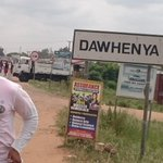 We are now breathing the congested Accra air...felt surreal crossing the Dawhenya sign. Thank you team https://t.co/LGarcE5IcT
