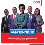 @KKariisa When is @nbstv getting done with rebranding? Now the world is waiting for the new #Amasengejje bulletin https://t.co/x1RjamueC9