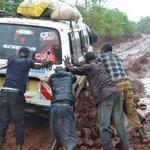 Roads connecting Tharaka-Nithi to Meru impassable after heavy rains
