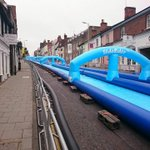 Anyone been on? @cr_uk slide on North Hill #Colchester today. Need more pictures. https://t.co/wTKWIhc5Rp