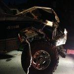 2 separate house vs vehicle collisions overnight in #yeg one driver taken to hospital Alcohol involved. #yegtraffic https://t.co/5Jg31pq1ek