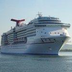 """Con más de 2 mil turistas internacionales arriba mañana a #Mazatlán el crucero """"Carnival Miracle"""" . Bienvenidos. https://t.co/p0iFqFOKLR"""
