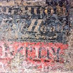 Found some #ghostsigns while sheltering from the #Edinburgh sunshine on the Royal Mile https://t.co/3lDF4Guisj