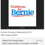 Los Angeles Campaign Office! Come by! #FeelTheBern #Calfornia #LA https://t.co/gn5OjuuRHZ