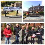 Warm weather & a very warm welcome this afternoon on the #labourdoorstep @prestonlabour @UniteNWPolitics https://t.co/9h1UN5f5TF
