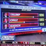 Donald Trump is well on his way...Lets get behind and vote Donald Trump! #VOTETRUMP https://t.co/MQoGRZPwj9