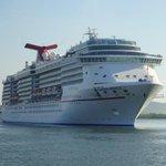 """Con más de 2 mil turistas internacionales arriba mañana a #Mazatlán el crucero """"Carnival Miracle"""" @CarnivalCruise https://t.co/4djx8Ca88a"""