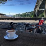 Great start to Bike to work month #Seattle #Fremont #themountainisout #ebike #lakeunion #v… https://t.co/yddNmp9Gnc https://t.co/cV2ml5CoRl