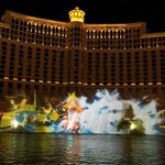 Getting our #KabukiLive on w/ digital shows @Bellagio Fountains in #Vegas at 8, 9, 10 & 11 PM nightly thru May 7 https://t.co/dQlP4vEked