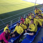 El Juvenil A disfruta del pase a semifinales tras la batalla ante el @VillarrealCF. Felicidades equipo!!! #VamosUD https://t.co/aXLBSVXsfc