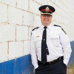 Edmonton Heroes: Insp. Dan Jones courting community with a badge. https://t.co/0ZtrH2Nfry #yeg https://t.co/FLC9IBZACY