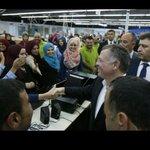 في #عيد_العمال  صورة ولا اروع للقاء سيدنا مع نشامى ونشميات الوطن #الاردن https://t.co/IeP0OckYSj