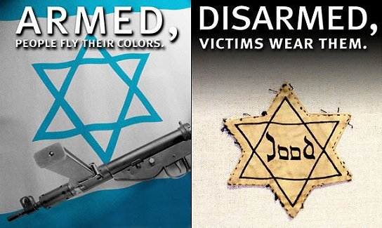 #NeverAgain means NEVER AGAIN! Some  don't like Israel's ability to protect itself...To them I say, GET USED TO IT! https://t.co/LZrMwzBJ4r