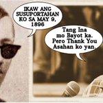 cge Asahan boto ni Rizal. BALIW! #OnlyB1NAYPilipinas   @gmanewsbreaking @cnnphilippines @ABSCBNNews @rapplerdotcom https://t.co/7lV1RNNREp