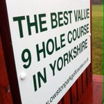 Still time for 9 @OwstonPark9Hole last chance for a game about 7.15pm #doncasterisgreat #yorkshireis #eveninggolf https://t.co/x9sAnmskMS