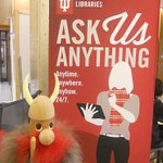 Good luck with your finals, @IUBloomington friends! Remember, the wonderful @iulibraries are here for you!! https://t.co/o6k3Jua3V0
