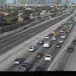 Another day of misery on northbound US 95 heading into downtown #Vegas. Bridge work project continues till June 29th https://t.co/h72kAH9j8v