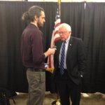 @ECPzachevans  Sanders interview @courierpress https://t.co/re42CAadzx