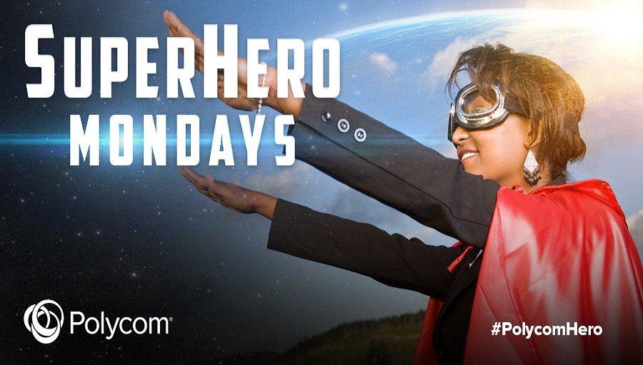 See how #PolycomHero of the week @TransUnion exemplifies the modern collaboration experience https://t.co/cb8bULBDJr https://t.co/YJNlfULkh3