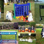 Heres some #wedding photos! Giant Games hire! @Weddingmagazine @nwalestweetsuk @RedEventuk @MingleBusiness https://t.co/ufrnEsWJpD