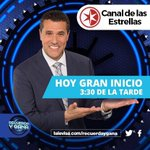 Hoy arranca @RecuerdayGana @Canal_Estrellas invitados @AdalRamones @roxcastellanos @mariobautista_ @Carolina_Moran https://t.co/eHj4i4CJ7V