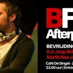 Jaap Brienen is donderdag 5 mei ook weer van de BFO-afterparty-partij!  #zwolle #BFO16 https://t.co/rfAsXFaLbu