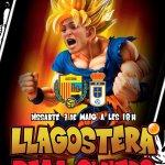 """CARTEL   El @UELlagostera convierte a Imaz en Goku """"Súper Guerrero"""" para apelar a la salvación ante el Oviedo. ¡D10! https://t.co/Ky0pliwlrE"""