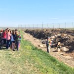 Loving our #reallife #experience to the @LethbridgeCity Waste and Recycling Centre! @SenBuchanan @LethSD51 #compost https://t.co/5Lqvk8LrKT