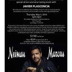 Celebrate #CincoDeMayo with style! @JavPlascencia at @neimanmarcus #sandiego #bajawinefood @BraceroCocina https://t.co/cIvGio0hpF