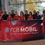 Super Auftritt unseres Promotion Teams, Fcb mobil startet durch! @FCBayern @telekomerleben #immerundüberallbayern https://t.co/KyOkweP3L8
