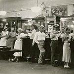 Feeling the weekend? A toast to Monday! Boulder Club, c. 1930s #Vegas PH: 0039-0003 https://t.co/k0PlvVUnHC