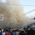 #ورد_الان| حريق بمستودع البسة في سوق الوحدات #هلا_اخبار #الاردن #الوحدات https://t.co/GmATz8mLYI