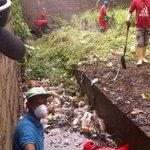 Gob @yelitzePSUV_ atiende #saneamientodecaños en el sector los cocos @inframonagas https://t.co/1RDQlUDf4O