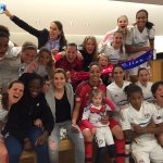 Direction la FINALE!! Bravo la Team!! 🔴🔵 @OL #ChampionsLeague https://t.co/S27HB3NQjs