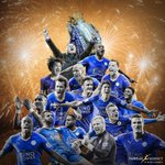 Words can not describe this feeling! ????????! #champions #lcfc https://t.co/Wjnum5BPKZ